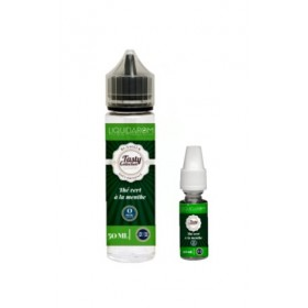 Thé vert menthe 10 ml · Tasty Collection gourmand